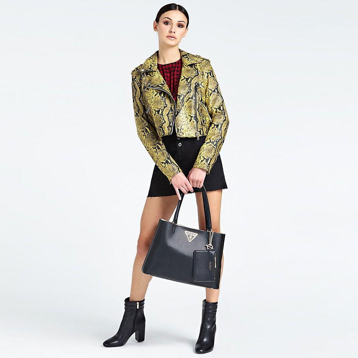 BORSA A SPALLA ARETHA CHARM BUSTINA | Alma Fashion