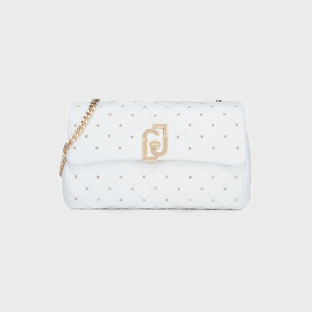 OFFERTA Tracolla Liu Jo con piccole borchie | ecopelle