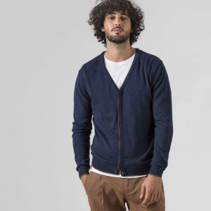 CARDIGAN COTTON CACHEMIRE