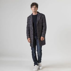 CAPPOTTO TWEED FANTASIA