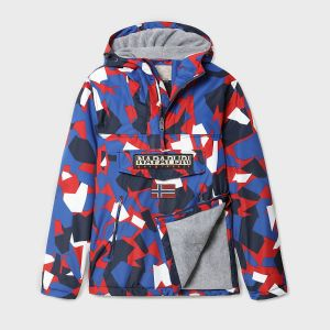 ANORAK MULTICOLOR CAMOUFLAGE