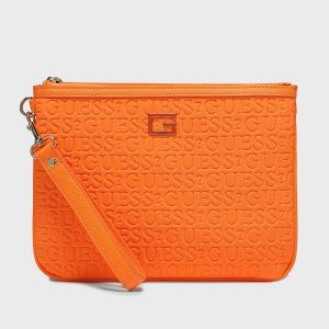 POCHETTE TOP ZIP CARIS