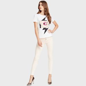 T-SHIRT LIPS STAMPA FRONTALE