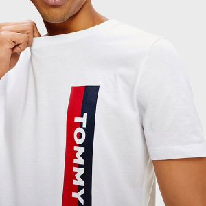 T-SHIRT STAMPA LATERALE