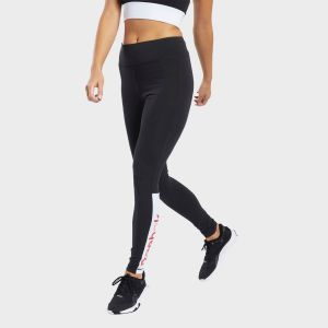 LEGGINGS LINEAR LOGO
