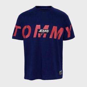 T-SHIRT BOLD TOMMY LOGO