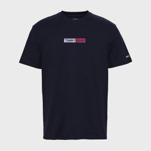 T-SHIRT MC BOX LOGO