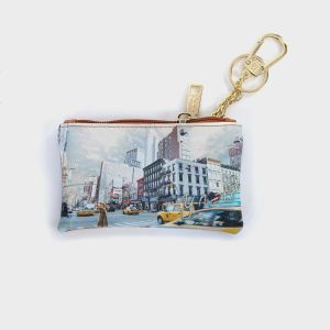 KEY CASE ECOPELLE  NEW YORK