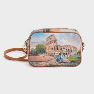 CAMERA BAG ECOPELLE ROME