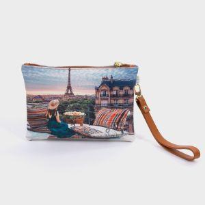 POCHETTE SMALL HANDLE PARIS