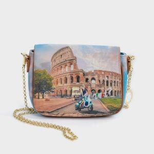 FLAP BAG ECOPELLE ROME