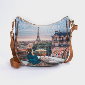 SHOULDER BAG ECOPELLE  PARIS