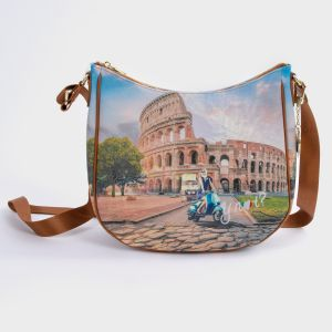 SHOULDER BAG ECOPELLE  ROME