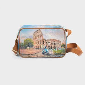 CAMERA BAG ECOPELLE ROME