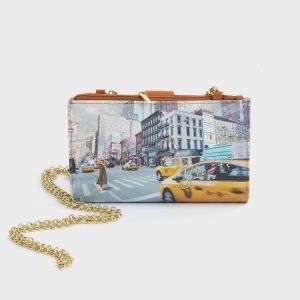 WALLET BAG ECOPELLE NEW YORK