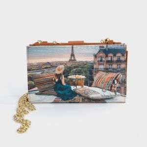 WALLET BAG ECOPELLE PARIS