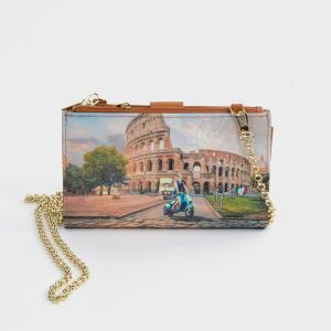WALLET BAG ECOPELLE ROME