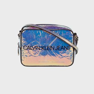 CAMERA BAG IRIDISCENT FANTASIA