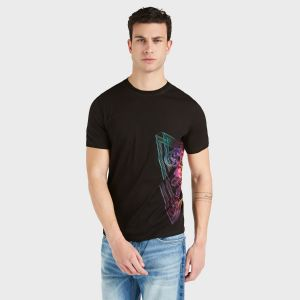 T-SHIRT WHIRE FRAME