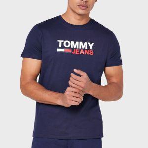 T-SHIRT TMJ CORP LOGO JERSEY