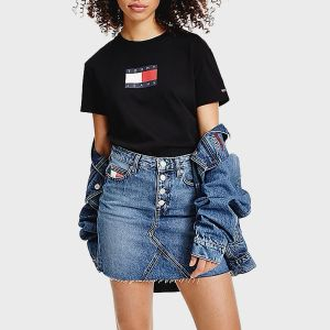 T-SHIRT TOMMY FLAG JERSEY
