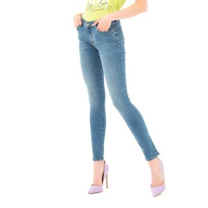 JEANS TINA S/UP STRETCH STONE WASH