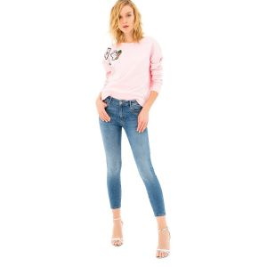 JEANS BELLA PERFECT SHAPE STONE BLEACHED
