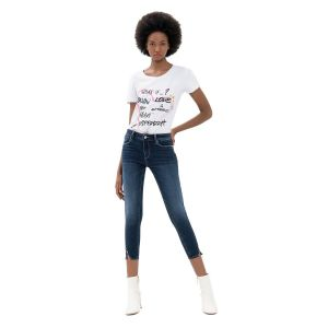 JEANS BETTY CROPPED SHAPE UP
