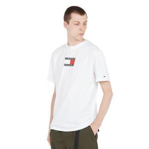 T-SHIRT MC CAMO FLAG SCRIPT